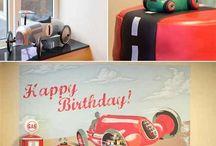Vintage race car party - Archie / by Lauren Olsen
