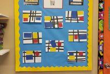 Mondrian Ecole
