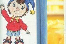 Kids Cross stitch