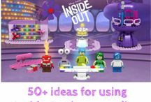 Inside out movie therapy ideas