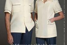 Staff uniforms
