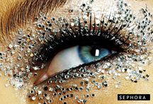 Glitter / It's all about the glitter.