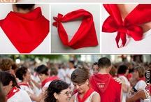 foulard basque