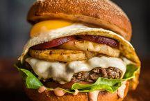 mmm hamburger.