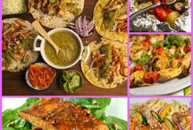 Easy-Peasy Quick 'n Easy Dinner Ideas / Savory Spice quick and easy dinner ideas that the whole family will love!