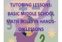SPED/RTI/Intensive Math / by Amy Tice