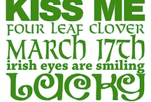 St. Paddy's Day / by Jeannette Lucas