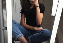 Mirror selfie ⭐