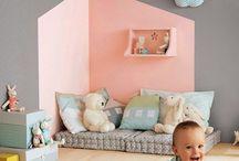 Pieza Vicenta / Dormitorio de bebé al estilo Montessori