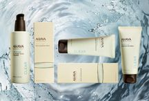 Time to Clear - AHAVA - Face Care / Cleansing and purifying formulas that prepare the complexion for deeper treatment.