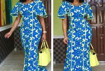 robe africaine