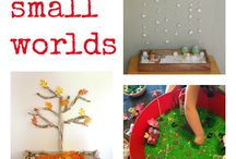 Small world-UW-EYFS