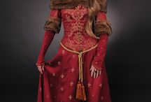 Medieval costumes / Part of my work, more information on FB Historical costumes