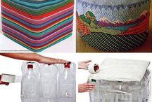 manualidades reciclables