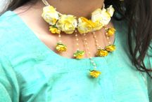 Floral & Gotta Jewellery
