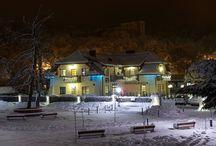 Austeria Kazimierska / Poznaj nasz pensjonat i restaurację z zewnątrz