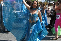 Mermaids In Brooklyn / The Coney Island Mermaid Parade has welcomed the beginning of summer since 1983. An original photo essay. / by Latrice Davis