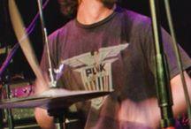 eddie on drums