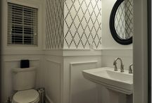 Powder Rooms / by Wendy Sexton