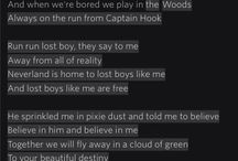 Teksty piosenek