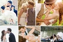 Wedding ideas / Now that we're engaged!  / by Ashley Pierce
