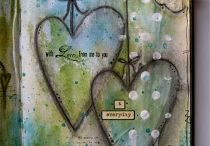 Inspirational Art Journal Pages
