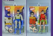 Retro-Action! / Retro-Action toys styled after Mego figures/dolls of yesteryear!