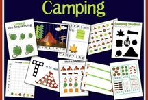 Camping / by Karmen Potter