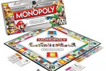 Who's up for a game of Monopoly?!? / I absolutely ADORE Monopoly! Yet, nobody ever wants to play with me here at my place :( / by Katie/Sandy Mckettrick