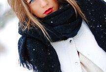 winter snow photo session