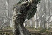 Bruno Torf Sculpture Park / by Nancy Maynard