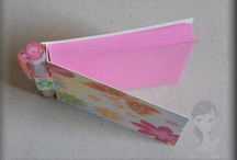 Post it Note Holders / by Scrappy Beads
