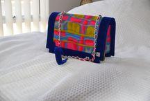 Statement piesces / Unique handbags and accessories.