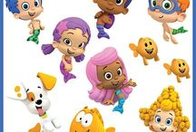 * Party Themes - Bubble Guppies