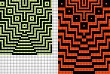 iluzja optyczna wzory