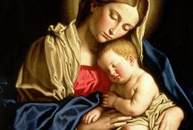 Madonna and child / Madonna and child