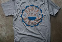 Shirts and Textiles / Shirts and other goods designed and printed by The Workweek