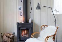 Fireplaces | Stove | Range / Şömine | Soba | Kuzine
