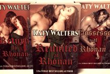 USA Today Best Selling Author Katy Walters