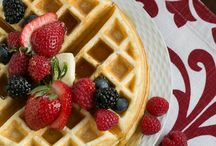 Recipes - pancakes and waffles