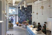 interior design old space