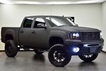 Lifted(trucks) / by Dae
