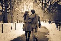 Влюблённые пары