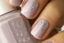 Nails...and glitter!!!! / by Renee Kiser