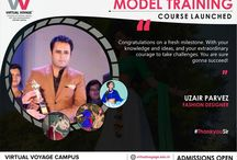 Virtual Voyage New Course Launched / Modelling Training course launch by Virtual Voyage College. Admissions are now Open. Enquire now, Call - 930 200 3300 Or Visit Our Campus - Virtual Voyage College, 4th Floor, Malhar Mega Mall, A.B.Road, Indore. You Can Also Fill Enquiry Form Here - virtualvoyage.edu.in/model-training-course