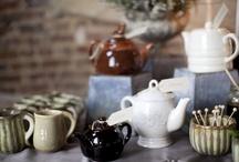 a spot of tea / by Queen Jacqueline