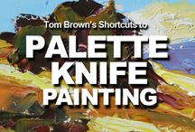 Palette painting
