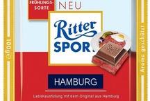Rittersportpins Lustig