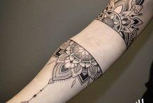 Tatouages Mandala