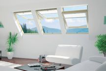 Living Rooms that Inspire / Bring light & style to your Living Room with FAKRO Roof Windows
